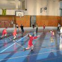 Sportovní blok - rozcvička