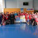 Společné foto účastníků kempu