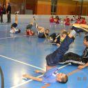 Sportovní blok - kompenzační cvičení