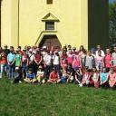 Atletický kemp v Borském Mikuláši 26. - 28. 4. 2012